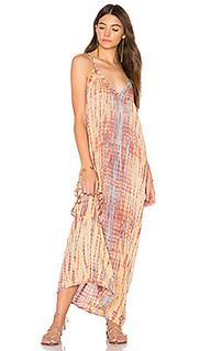 Макси платье kalapana - Tiare Hawaii