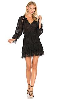 Платье с вышивкой tulsi - Zimmermann
