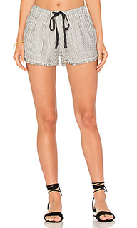 Frayed hem easy short - Bella Dahl