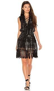 Платье миди agua negro - boemo