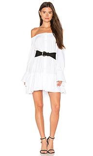 Цельное платье на пуговицах - BCBGMAXAZRIA