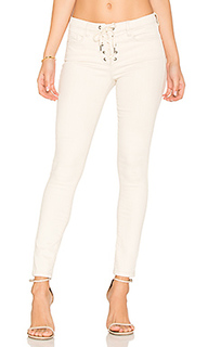 Узкие джинсы на шнуровке - BLANKNYC [Blanknyc]