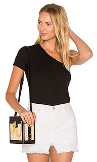One shoulder tee - Michael Stars