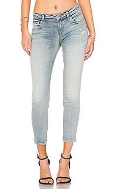 Укороченные облегающие джинсы 9326 - J Brand