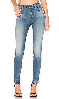 Облегающие джинсы с высокой посадкой 811 mid rise - J Brand