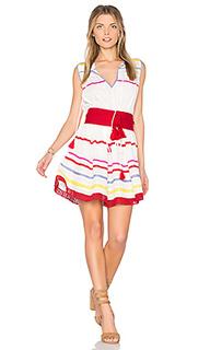 Платье с поясом savanna - Carolina K