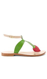 Сандалии strawberry - CoRNETTI