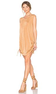 Платье с завязкой desert motel - MINKPINK