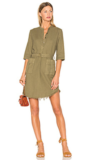 Henley cargo dress - Raquel Allegra