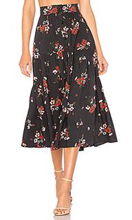 Marguerite pop skirt - Rebecca Taylor