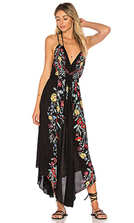 Ashbury printed slip - Free People