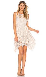 Кружевное платье just like honey - Free People