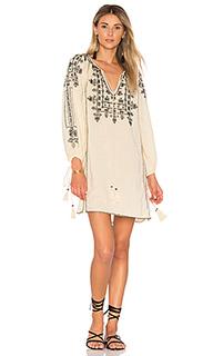 Платье с вышивкой danika - Star Mela