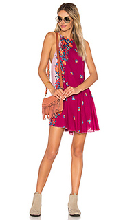 Its a cinch printed slip - Free People