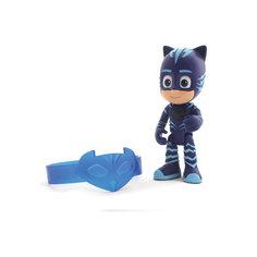 """Игровой набор """"Кэтбой"""": фигурка 8 см со светом + браслет, Герои в масках Росмэн"""