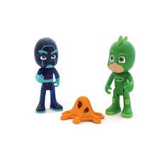 """Игровой набор """"Гекко и Ниндзя"""", 2 фигурки, 8 см, Герои в масках Росмэн"""