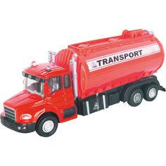 "Машинка ""Tank Wagon Truck"" цистерна 1:48, Autotime"