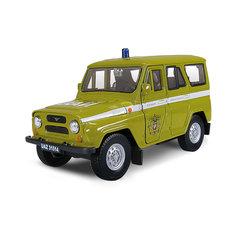 """Машинка """"UAZ 31514"""" ВАИ 1:36, Autotime"""