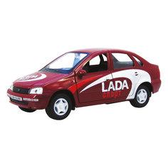 "Машинка ""Lada Kalina"" спортверсия 1:34, Autotime"