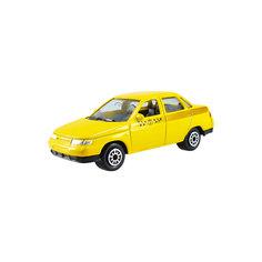 """Машинка """"Lada 110"""" такси 1:60, Autotime"""