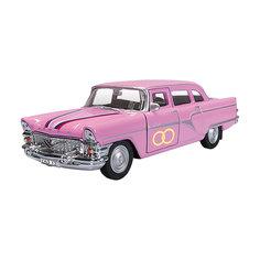 """Машинка """"ГАЗ-13 """"Чайка"""" свадебная 1:43, Autotime"""