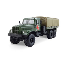 "Машинка ""KRAZ-255B"" армейская, Autotime"