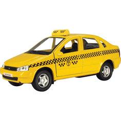 """Машинка """"Lada Kalina"""" такси 1:34, Autotime"""