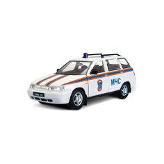 """Машинка """"Lada 111"""" МЧС 1:36, Autotime"""