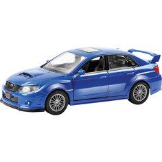 "Машинка ""Subaru WRX STI"" 5, Autotime"