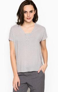 Блуза с короткими рукавами S.Oliver Premium