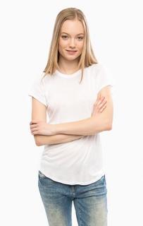Базовая футболка из вискозы Mavi