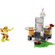 """Черепашки Ниндзя: игровой набор """"Кухонный переполох"""", MEGA BLOKS"""