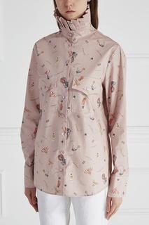 Хлопковая блузка Sorry, im Not