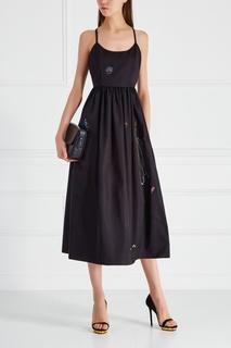 Шелковое платье J.Kim