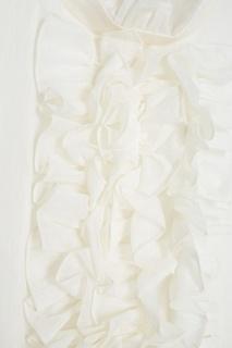 Платье из хлопка и льна Cyrille Gassiline Kids