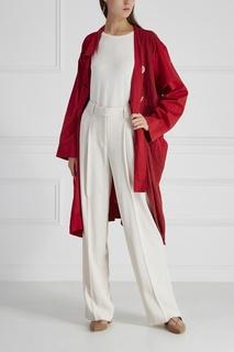 Льняное пальто Vivienne Westwood Anglomania