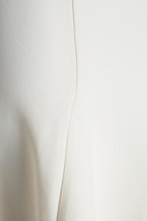 Однотонное платье Victoria Beckham