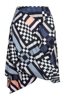 Хлопковая юбка Vivienne Westwood Anglomania