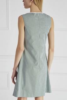 Хлопковое платье Victoria, Victoria Beckham