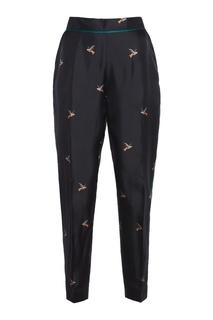 Шелковые брюки Victoria, Victoria Beckham