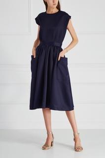 Платье без рукавов Cyrille Gassiline