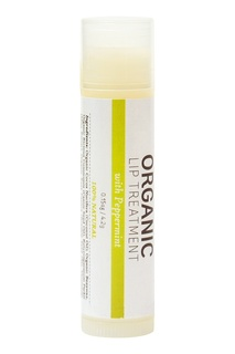 Бальзам для губ Organic Lip Treatment Peppermint 4,2 г Mahash