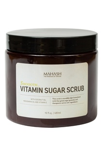 Скраб для тела Smooth Vitamin Sugar Scrub 480 ml Mahash