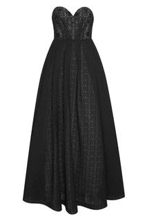 Платье в пол Edem