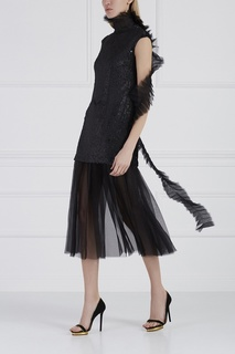 Однотонное платье Edem