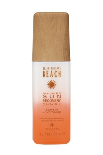 Восстанавливающий спрей для волос Alterna Bamboo Beach Summer Sun Recovery Spray 125ml