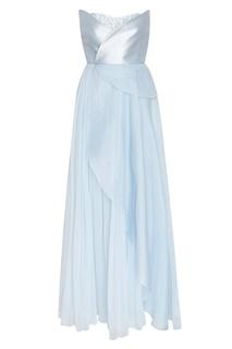Шелковое платье Edem