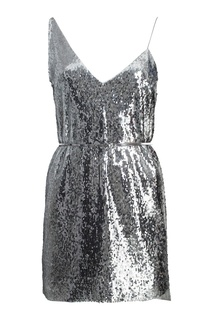 Платье с пайетками Alexander Terekhov