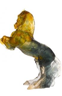 Скульптура Лошадь на дыбах Balthazar Daum