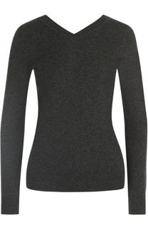 Облегающий пуловер с V-образным вырезом Isabel Marant Etoile